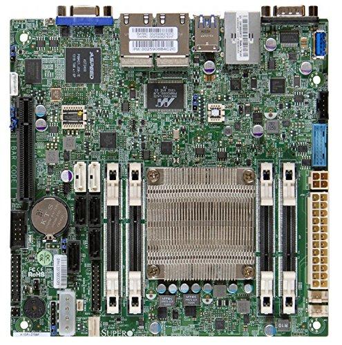 Supermicro 106886 - Placa Base (Mini ITX, SATA 3, DDR3)