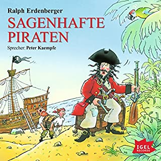 Sagenhafte Piraten cover art