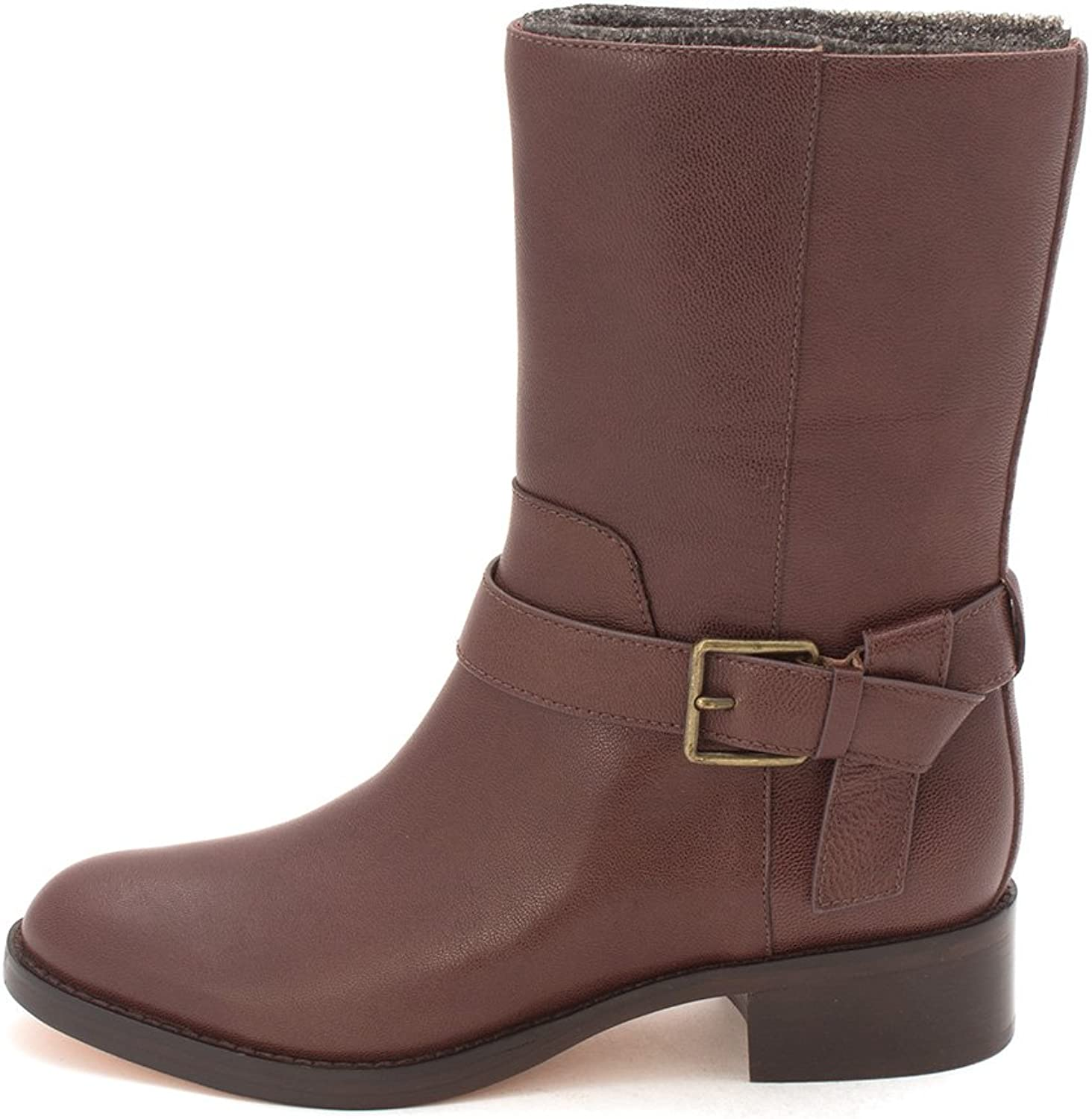 Cole Haan Womens Piercesam Closed Toe Mid-Calf Fashion Boots