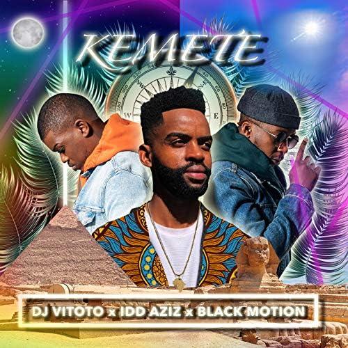 Dj Vitoto feat. Idd Aziz & Black Motion