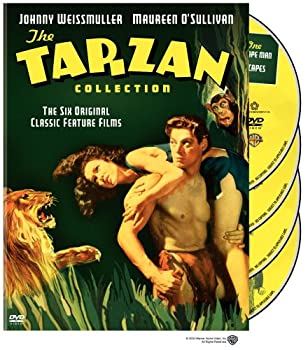 The Tarzan Collection Starring Johnny Weissmuller  Tarzan the Ape Man / Escapes / and His Mate / Finds a Son / Secret Treasure / New York Adventure