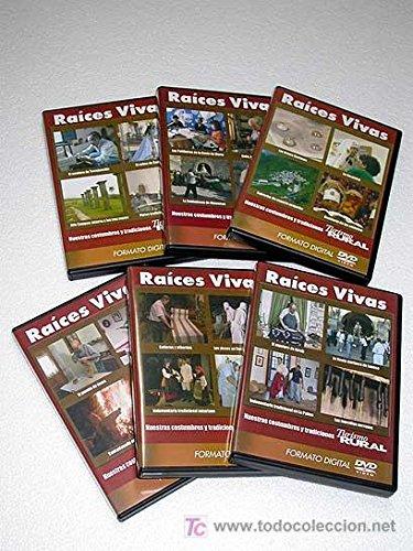 Pack RAICES VIVAS - Tradiciones y costumbres de España