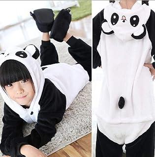 Disfraces de Dibujos Animados Nueva Animal Pijama de algodón de los niños del Oso Gato Tigger Cerdo Muchachas de los bebés Manta Durmiente Niños Pijamas (Color: 9, tamaño: 5) (Color : 9, Size : 5)