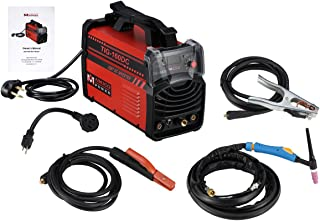 TIG 160 Amp Torch ARC Stick DC Welder 110/230V Dual Voltage Welding Machine New