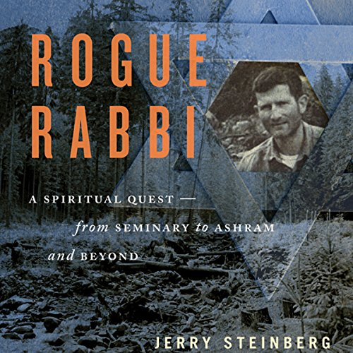 Rogue Rabbi audiobook cover art