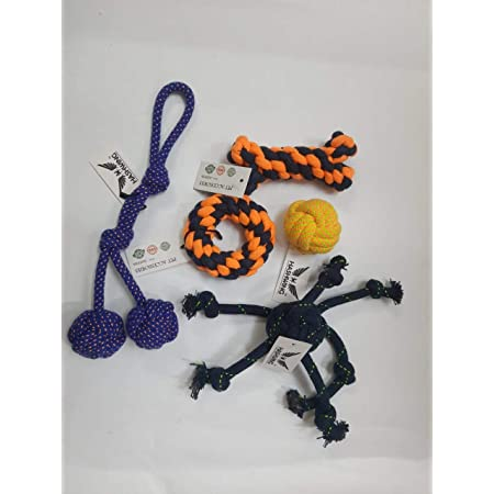 HASHWING Combo of 5 Pack(Ring,Bone,2BALL2KNOT,Crazy Ball and Small Ball)