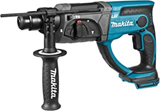 Makita DHR202Z 18V Li-Ion LXT 20mm SDS-Plus Rotary Hammer - Batteries and Charger Not Included