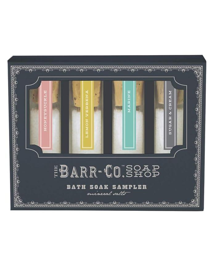 シェルターウェブ文法BARR-CO./バスソルトセット