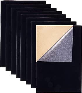 velvet sticker sheet