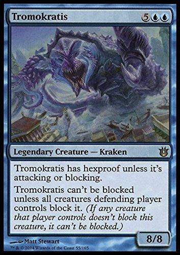 Magic The Gathering - Tromokratis (55/165) - Born of The Gods