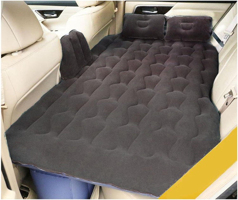 Han sui song aufblasbares Bett des Auto Auto Auto KFZ Rücksitz-Matratze im Freien Camping Erwachsene eingelegtem Schlafsack Zubehör SUV Luft-Bett Reise B07FBGR6R1  Produktqualität 45efe1