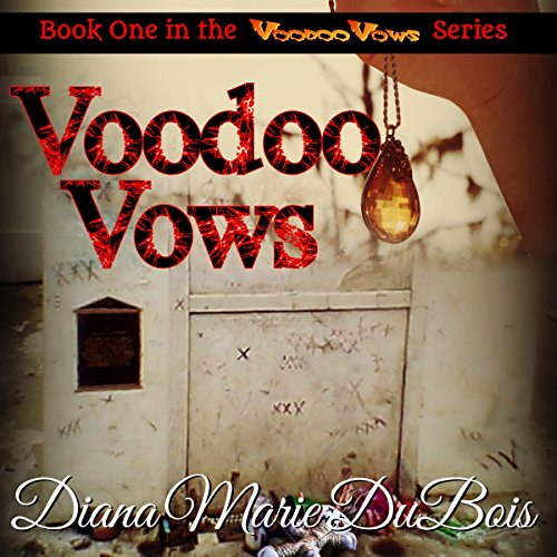 Voodoo Vows audiobook cover art