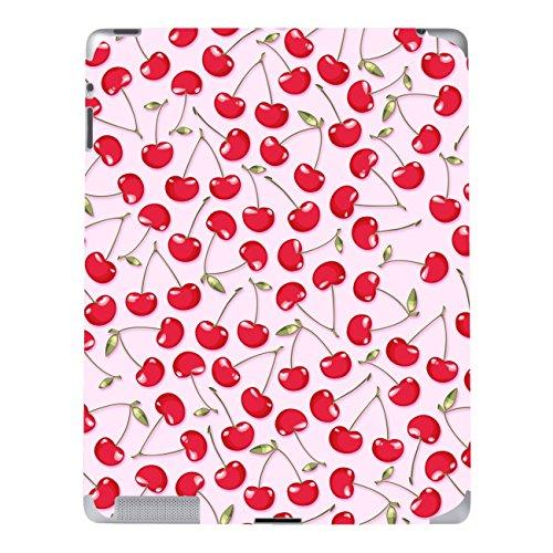 'Disagu SF SDI 3179_ 1079Designer Skin Back Case Cover for Apple iPad 2Cherries Pink, Clear