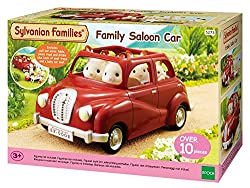 The Red Car is equipped with a complete kit for the picnic as well as a car seat. Figures Not Included. Very smart, the coffee maker can be at the front of the car at the level of the registration plate. As with all cars in the Sylvanian Families Ran...
