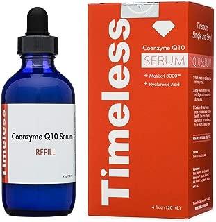 Coenzyme Q10 Serum 4oz refill