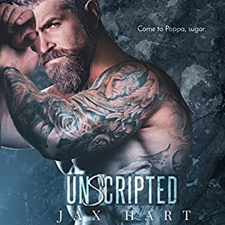 UnScripted     CREED MC, Book 2              By:                                                                                                                                 Jax Hart                               Narrated by:                                                                                                                                 Rodney Falcon                      Length: 6 hrs and 10 mins     117 ratings     Overall 4.4