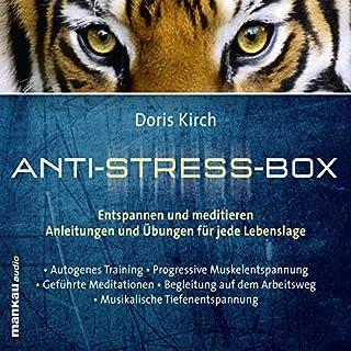 Die Anti-Stress-Box Titelbild