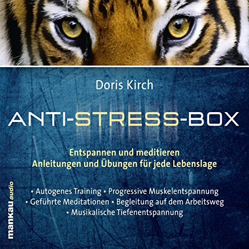Die Anti-Stress-Box Titelbild