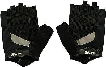 LIBIQ(リビック) パッド付グローブ LQ007 (XL, ブラック)