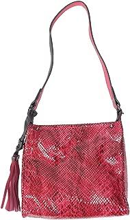 Small Snake Shoulder Bag Red