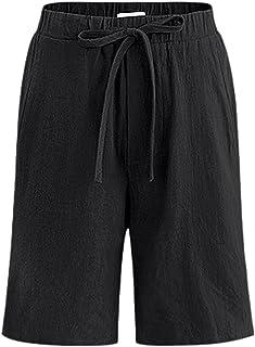 molto carino 0ebe5 e7986 Amazon.it: Pantaloni al ginocchio donna