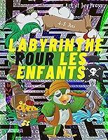 Labyrinthe pour les enfants 4 à 8 Ans: 108 Pages livre de jeux labyrinthes 5 ans 6 ans 7 ans 8 - Cahier de labyrinthes pour enfants -Livre d'aventure - Livre d'activités de labyrinthe pour les enfants