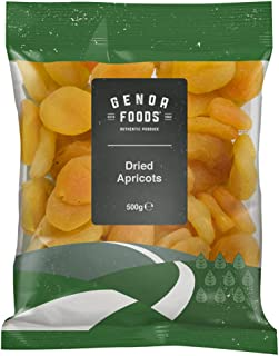 Genoa Foods Turkish Apricots, 500 g, No Flavor Available