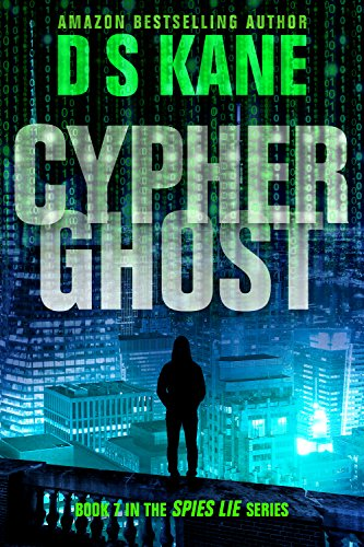 CypherGhost by DS Kane ebook deal