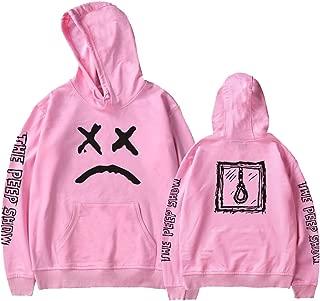 Unisex Fashion Sweatshirt Lil Peep Hoodie Sport Round Collar Hooded