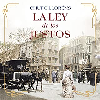 La ley de los justos [The Law of the Righteous] audiobook cover art