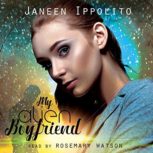 My Alien Boyfriend audiobook cover art