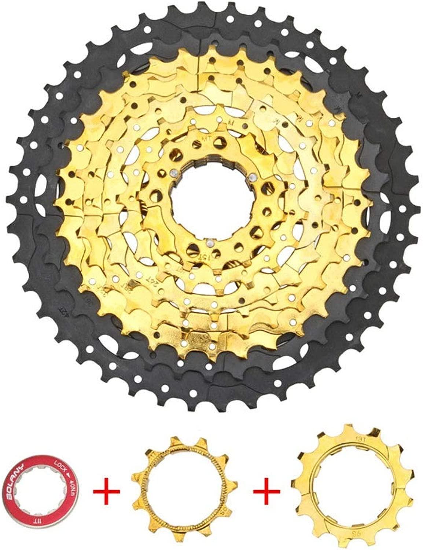 スポーツ用品 マウンテンバイクカセットフライホイール自転車シフトタワーホイール9スピード40 / 42T スポーツアクセサリー