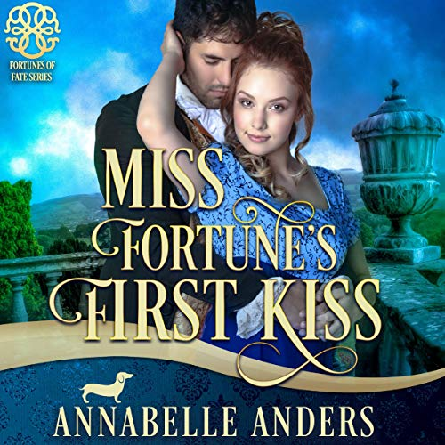 Miss Fortune's First Kiss  By  cover art