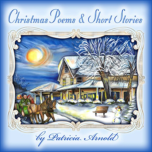 Christmas Poems and Short Stories audiobook cover art