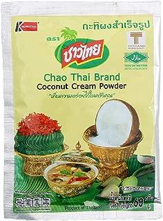 Chao Thai Brand, Coconut Cream Powder 60g X 4 Packs