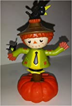 Greenbriar Plastic Solar-Powered Dancing Scarecrow Boy Style May Vary