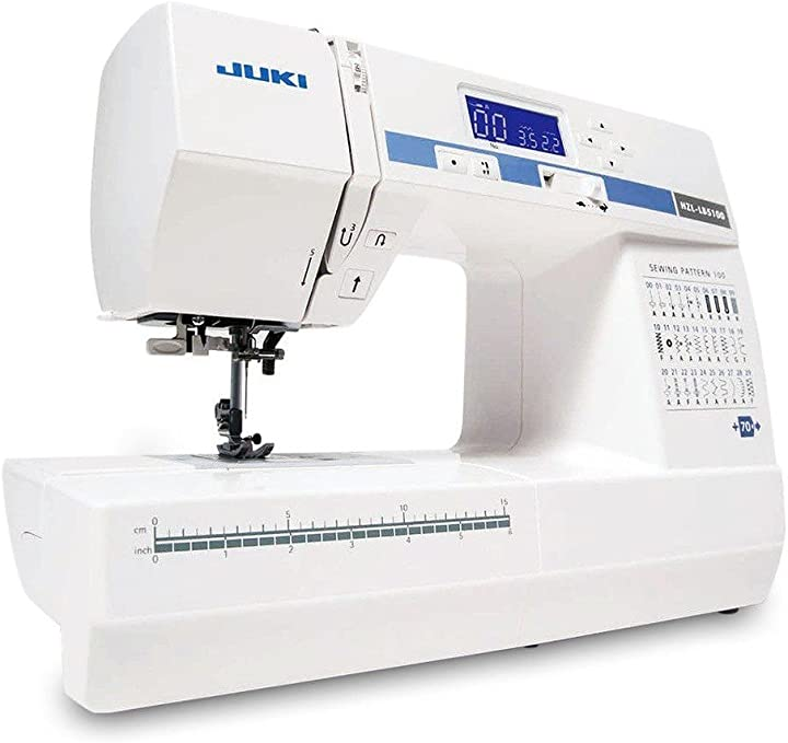 Macchina per cucire elettronica hzl lb5100 - quilt e patchwork juki HZL LB 5100