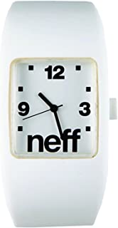 TEST NEFF The Bandit Watch,Small,White