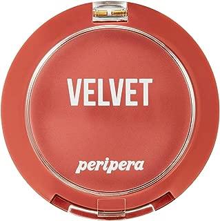 Peripera Velvet Cheek 0.1 Ounce 008 Appealing Dry Coral