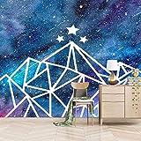 Dsromhgqi 3D Poster Wandbild Wallpaper 250x175cm Kühler