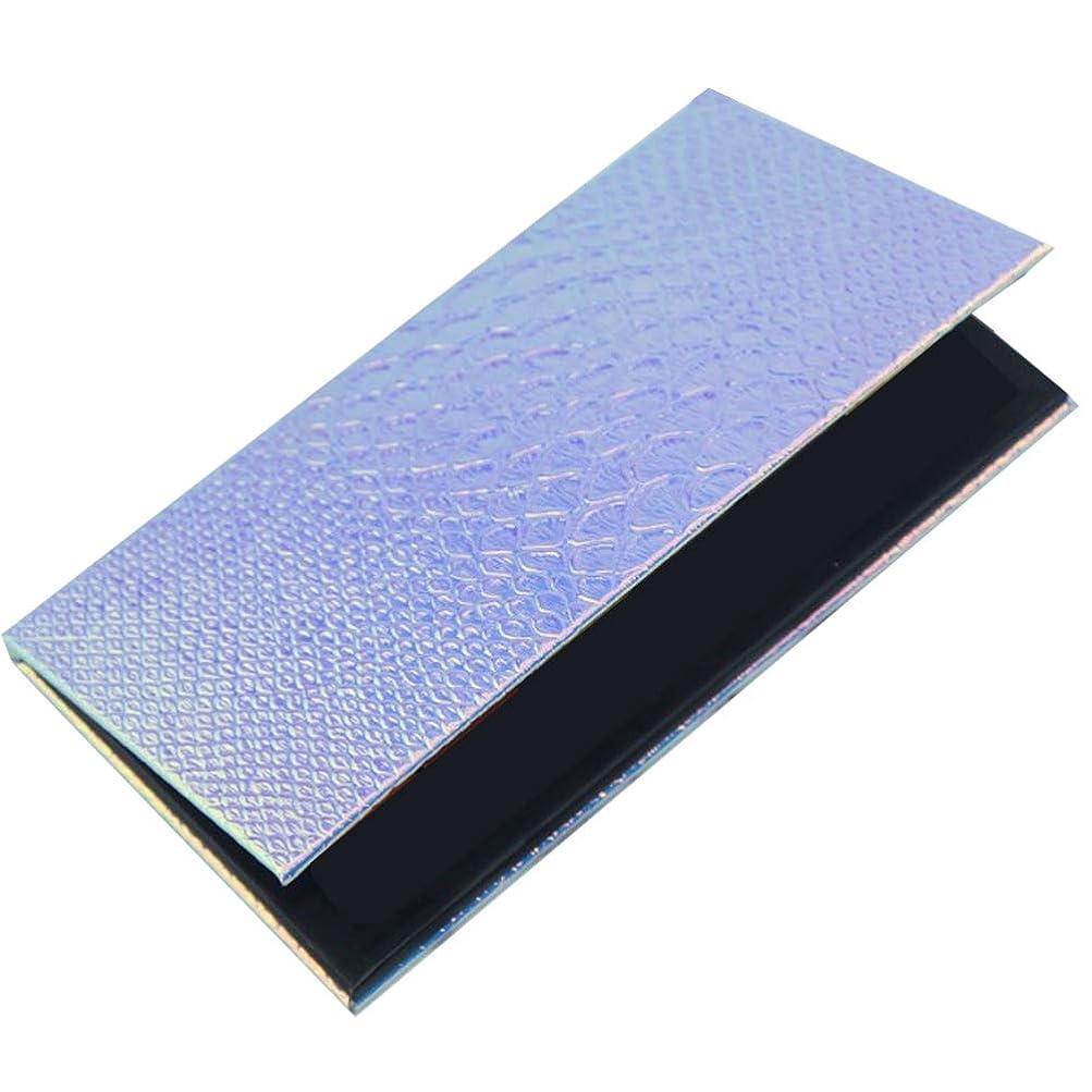 憲法民間民間空磁気パレット  磁気パレットボックス アイシャドウ パウダー アイシャドー ケース詰替え 提携便利 (長方形)