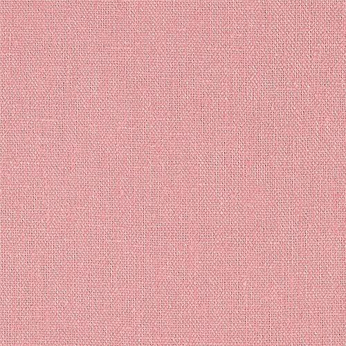 Robert Kaufman Brussels Washer Linen Blend Blush, Fabric by the Yard