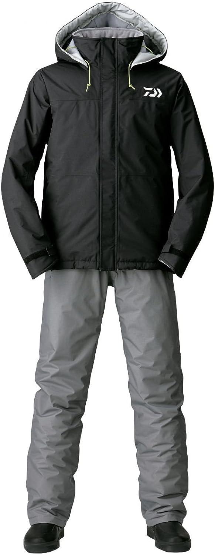 Thermoanzug DAIWA RAINMAX Winteranzug Schwarz Schwarz Schwarz Gr. XXXL Thermo Suit B01M69HR5Y  Hervorragende Eigenschaften 456175