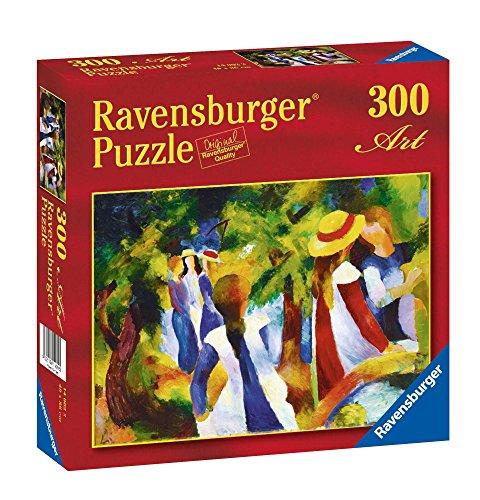 Ravensburger 14024 - Macke: Mädchen unter Bäumen