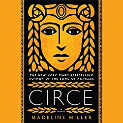 best witchy books for beginners #1 circe by madeline miller book cover