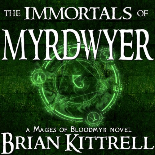 The Immortals of Myrdwyer cover art