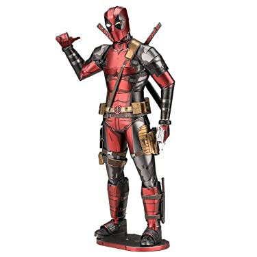 Fascinations Metal Earth Marvel Deadpool 3D Metal Model Kit