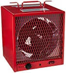 Dr. Infrared Heater 240 Volt 5600 Watt Garage Workshop Portable Space Heater