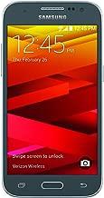 Samsung Galaxy Core Prime, Charcoal Grey 8GB (Verizon ) (Renewed)