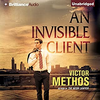 An Invisible Client                   By:                                                                                                                                 Victor Methos                               Narrated by:                                                                                                                                 Alexander Cendese                      Length: 6 hrs and 19 mins     1,313 ratings     Overall 4.5